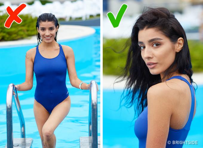 12 nguyên tắc chụp ảnh với bikini khi đi biển không thua kém hotgirl - ảnh 11