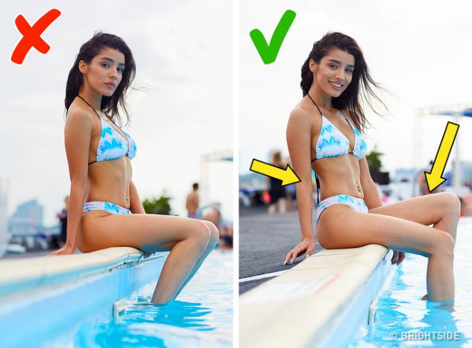 12 nguyên tắc chụp ảnh với bikini khi đi biển không thua kém hotgirl - ảnh 2