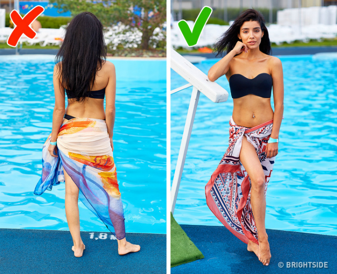12 nguyên tắc chụp ảnh với bikini khi đi biển không thua kém hotgirl - ảnh 4