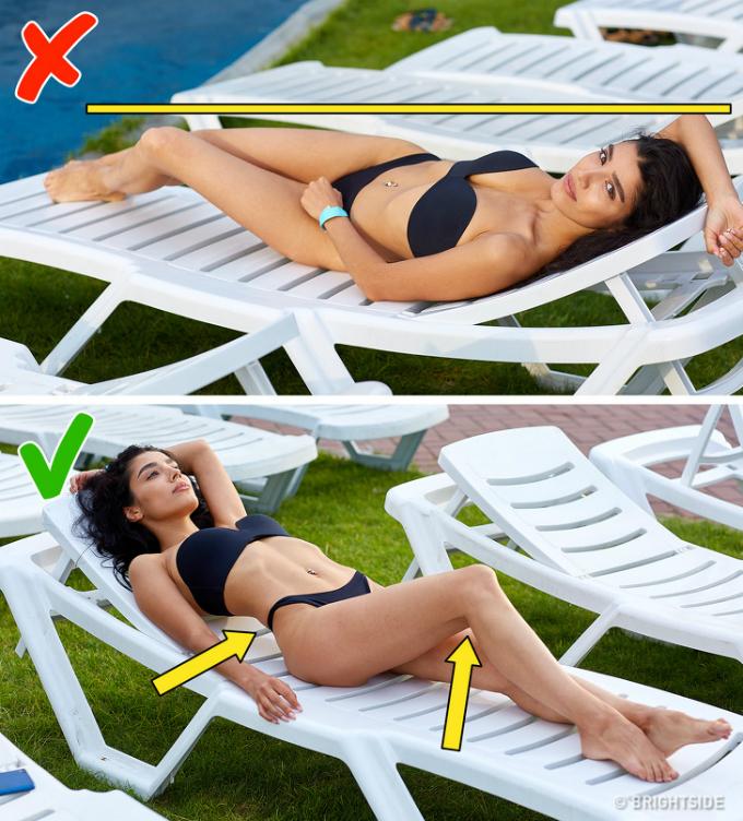 12 nguyên tắc chụp ảnh với bikini khi đi biển không thua kém hotgirl - ảnh 5