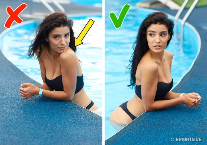 12 nguyên tắc chụp ảnh với bikini khi đi biển không thua kém hotgirl - ảnh 9