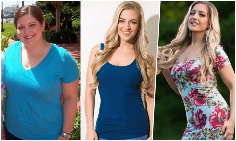 Giảm 27 kg, cô gái trẻ bước qua mối quan hệ độc hại, tìm lại chính mình