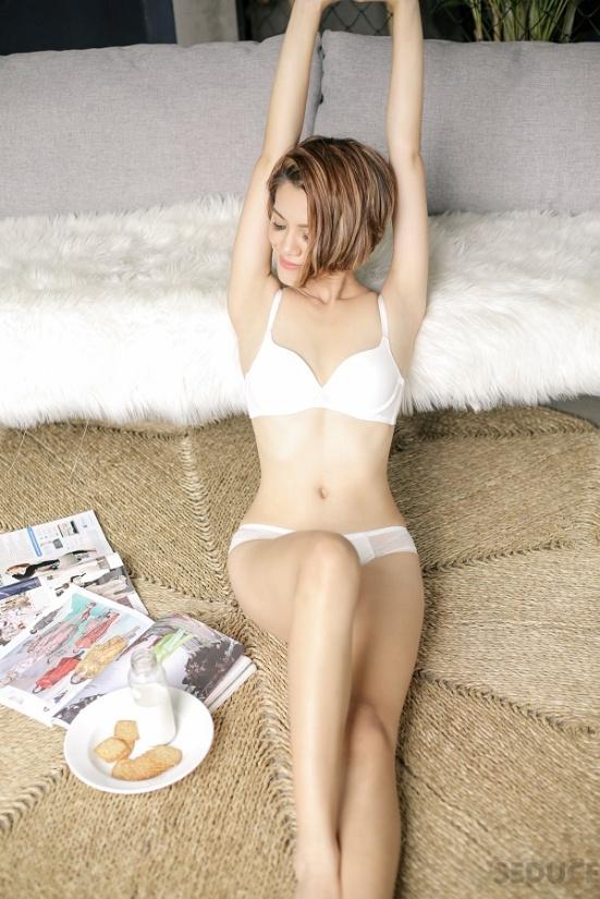 Nhà văn Ngọc Thạch ra mắt thương hiệu nội y Seduce phong cách Nhật Bản - ảnh 2