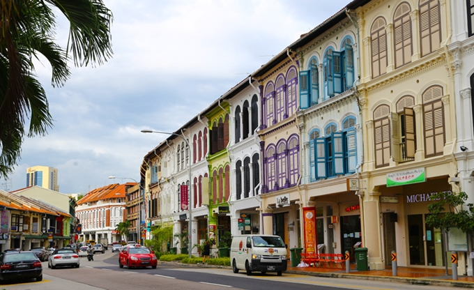 4 điểm miễn phí ở Singapore nên đi vào buổi sáng để chụp ảnh đẹp - 3