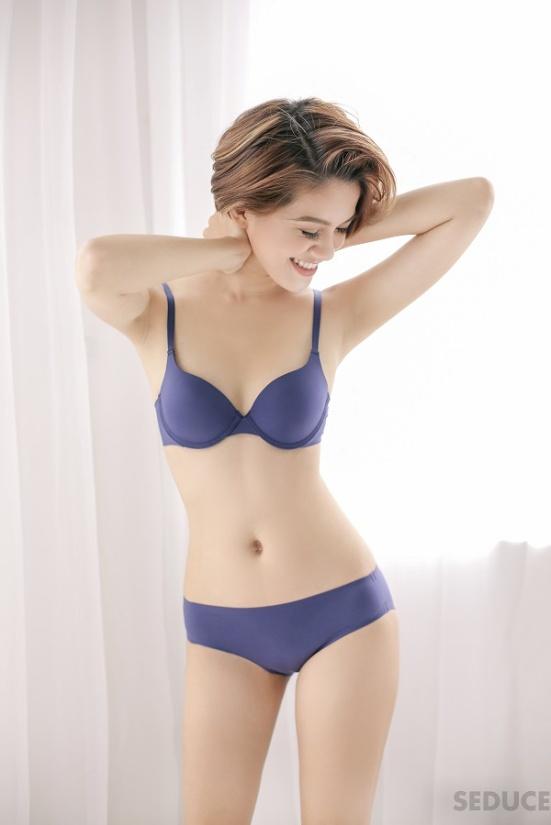 Nhà văn Ngọc Thạch ra mắt thương hiệu nội y Seduce phong cách Nhật Bản - ảnh 3