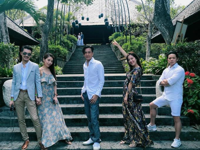 Resort trên vách núi Bali - nơi chứng kiến hôn lễ của 3 cặp sao Hoa ngữ - ảnh 4
