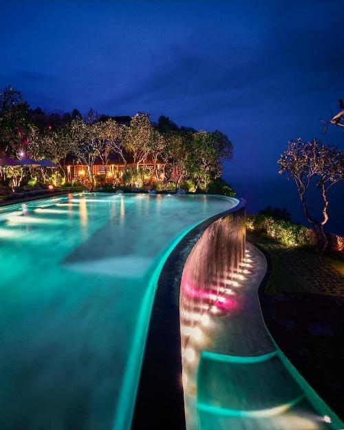 Resort trên vách núi Bali - nơi chứng kiến hôn lễ của 3 cặp sao Hoa ngữ - ảnh 10