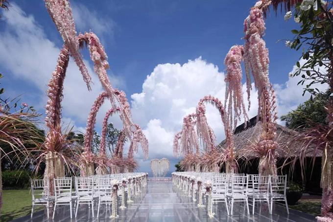 Resort trên vách núi Bali - nơi chứng kiến hôn lễ của 3 cặp sao Hoa ngữ - ảnh 11