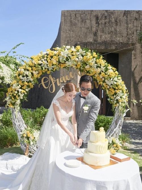Resort trên vách núi Bali - nơi chứng kiến hôn lễ của 3 cặp sao Hoa ngữ - ảnh 1