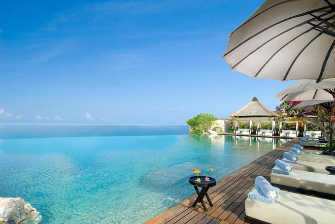 Resort trên vách núi Bali - nơi chứng kiến hôn lễ của 3 cặp sao Hoa ngữ - ảnh 6