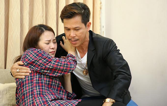 Tam Triều Dâng cũng trở lại màn ảnh sau thời gian tập trung cho việc học đại học. Cô khá hối hộp với cảnh quay bị một người đàn ông (diễn viên Thanh Tùng) cưỡng hiếp.