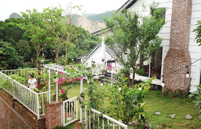 5 căn biệt thự lãng mạn ven đô cho kỳ nghỉ 2/9 gần Hà Nội - 2