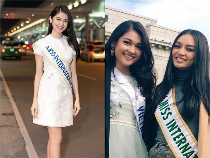 Thành tích thi quốc tế của các Hoa hậu, Á hậu Việt Nam - 8