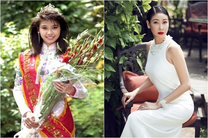 Hà Kiều Anh còn có kinh nghiệm tại các cuộc thi nhan sắc quốc tế. Năm 1993, Hà Kiều Anh tham dự cuộc thi Hoa hậu sinh viên thế giới tổ chức tại Hàn Quốc, cô đoạt danh hiệu Miss Tejon. Với Những thành tích