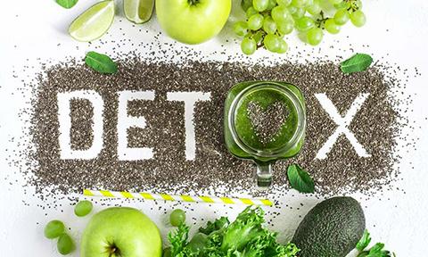 11 loại thực phẩm hỗ trợ thải độc cơ thể, giúp da đẹp dáng thon