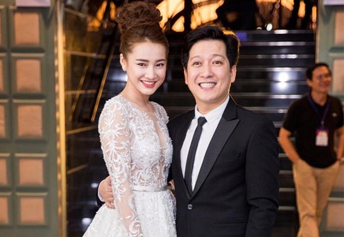 Nhã Phương chuẩn bị làm đám cưới với Trường Giang.