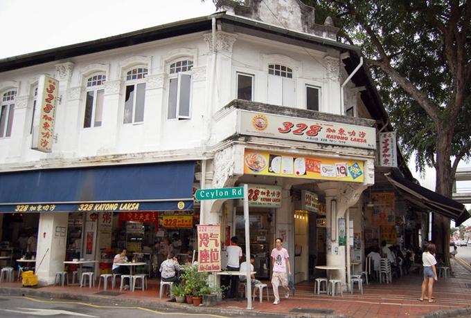 Tiệm laksa nhiều sao Hongkong đến ăn nhất ở Singapore