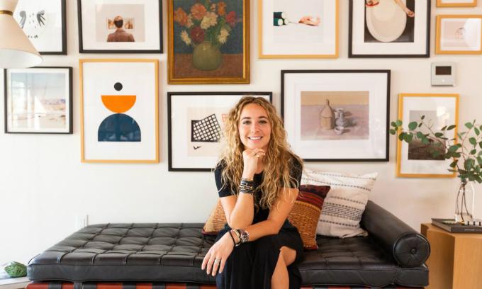 Beatrice Fischel-Bock nằm trong danh sách 30 Under 30 năm 2018 của Forbes. Ảnh: VoyageLA.
