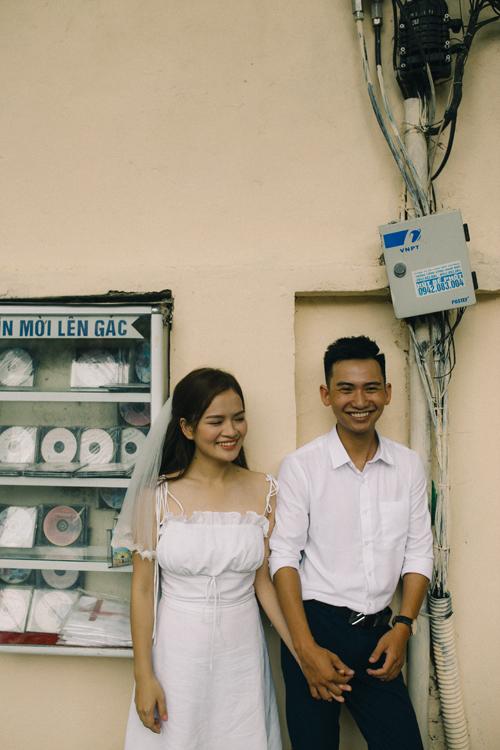 Ảnh cưới quanh Hà Nội của cặp được bạn thân se duyên - 3