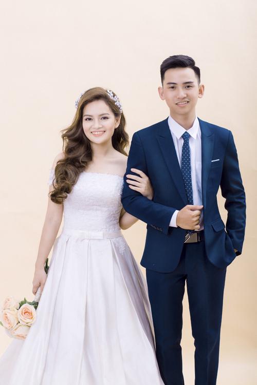 Ảnh cưới quanh Hà Nội của cặp được bạn thân se duyên - 9