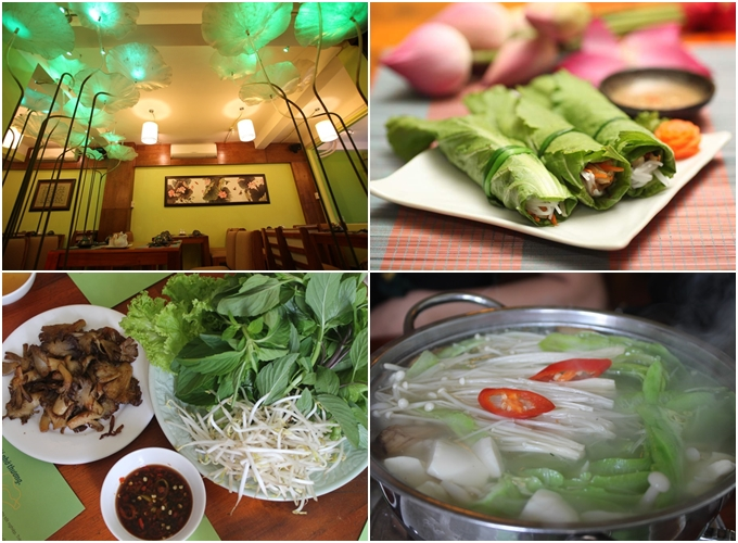 Địa chỉ cuối tuần: 4 nhà hàng chay cho mùa lễ Vu lan - 2