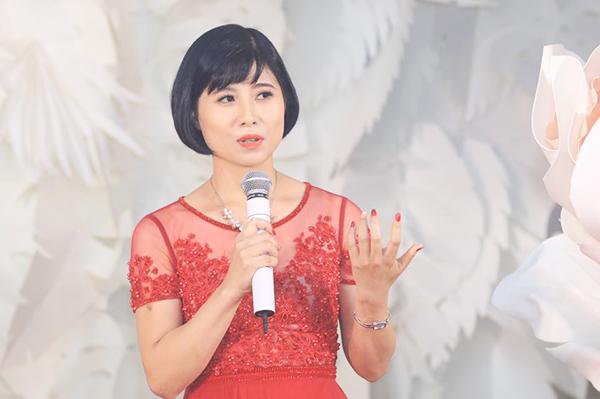Bà Nguyễn Mai Liên nói