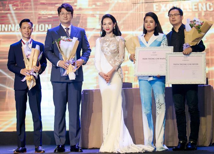 Quỳnh Chi khẳng định, dù ký kết với đối tác Hàn Quốc nhưng cô sẽ chọn làm những bộ phim mang đậm bản sắc Việt để quảng bá hình ảnh, văn hóa Việt với bạn bè thế giới.