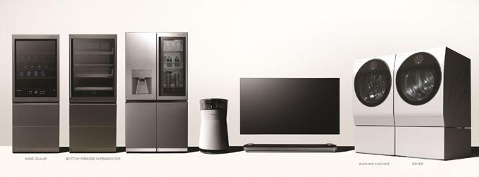 LG giới thiệu loạt sản phẩm mới tại triển lãm IFA 2018