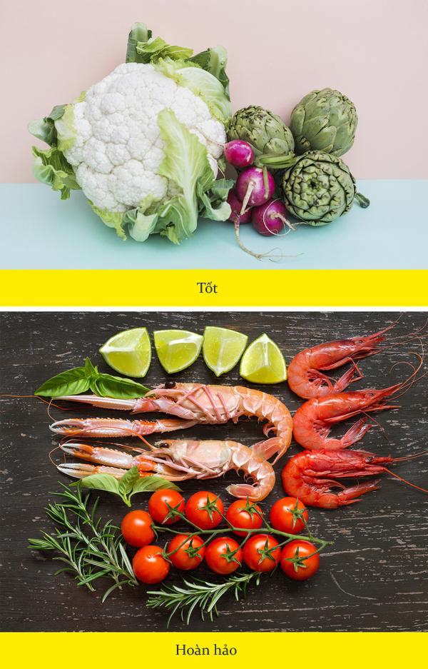 Bỏ qua các thực phẩm giàu chất béo lành mạnh