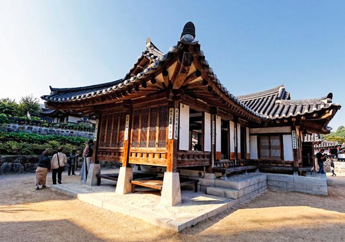 Về thăm quê hương HLV Park Hang Seo - 12