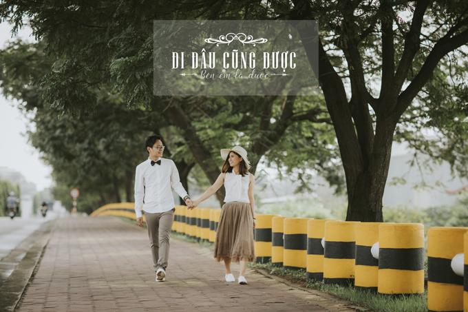 Chú rể Đàm Tuấn Anh (nhân viên phát triển web) và cô dâu Nguyễn Thị Nga (Kế toán) đều 26 tuổi và sinh sống, làm việc ở TP Biên Hòa, tỉnh Đồng Nai.