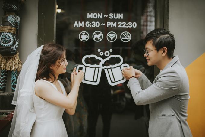 Đến ngày 25/11/2018, uyên ương sẽ làm tiệc báo hỉ ở Biên Hòa.