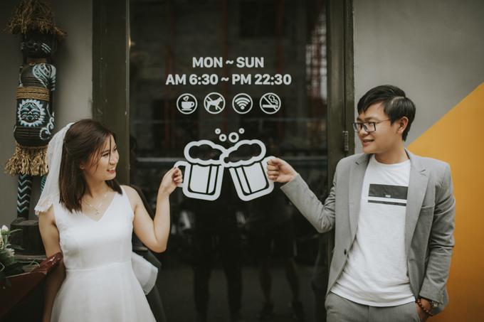 Ảnh cưới của cặp thanh mai trúc mã học chung trường 14 năm - 10