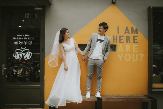 Ảnh cưới của cặp thanh mai trúc mã học chung trường 14 năm - 8