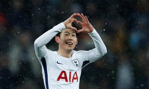 Fan Tottenham nói yêu Son Heung-min sau chiến thắng trước Việt Nam