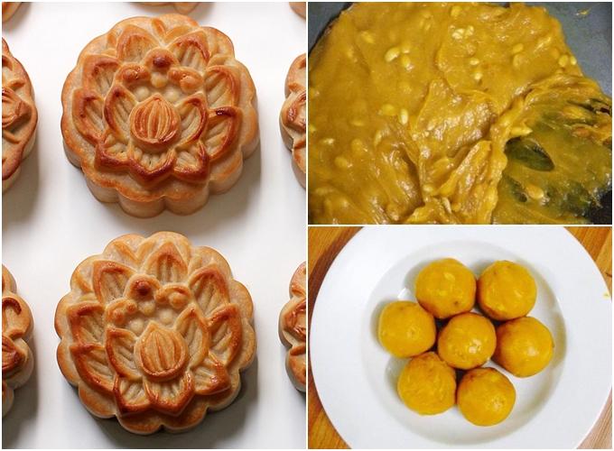 Tự biến tấu 4 loại bánh trung thu nhân ngọt - 3