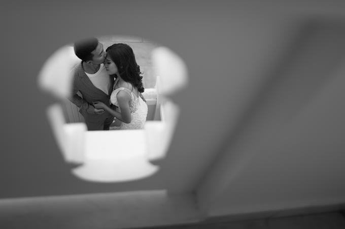 Minh cho hay anh không phải tuýp người lãng mạn nên không ngỏ lời cầu hôn mà trực tiếpdẫn Linh về ra mắt và thưa chuyện cưới xin với ba mẹ. Đám cưới của uyên ương diễn ra vào ngày30/9/2018 cũng là sinh nhật của Bình Minh.