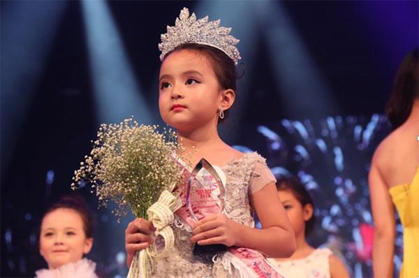 Tối 31/8, Chung kết toàn quốc Miss Baby Việt Nam 2018 (Hoa hậu Nhí Việt Nam 2018) diễn ra tại nhà hát Star Galaxy Hà Nội.