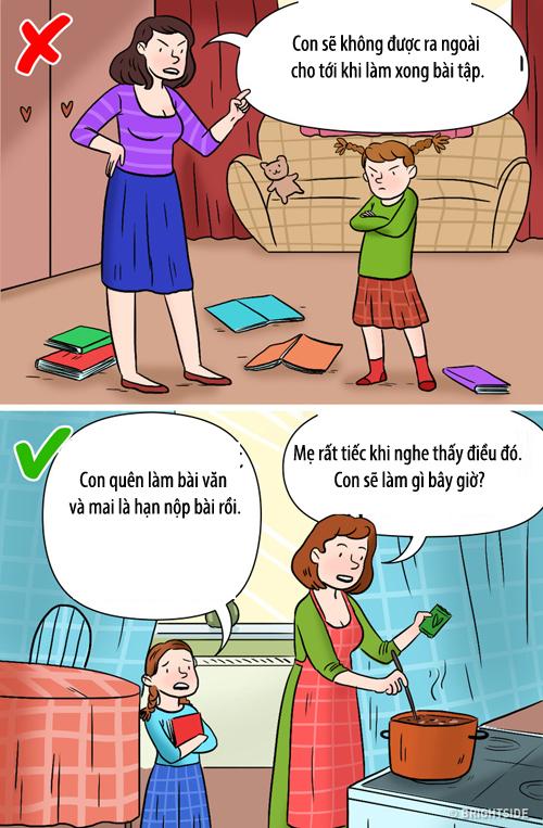 3 lý do cho thấy bạn không nên làm bài tập cùng con - 1
