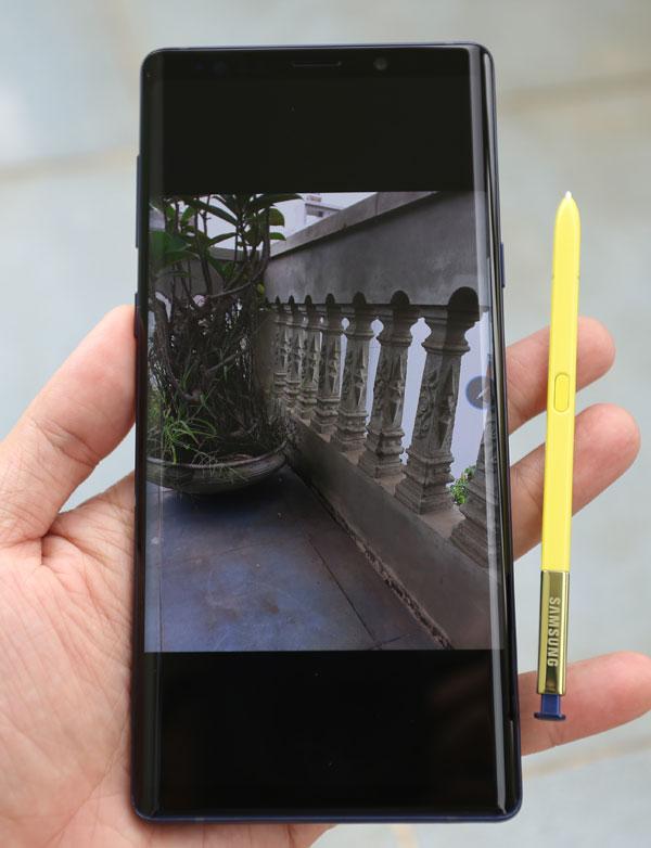 Những tính năng mới thú vị của S Pen trên Galaxy Note 9 - 1