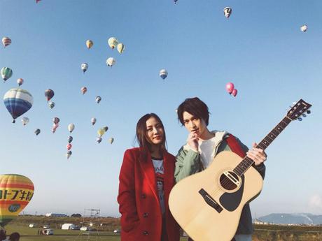 Văn Mai Hương vừa có chuyến công tác kết hợp ở miền Bắc Nhật Bản và tham dự lễ hội khinh khí cầu tuyệt đẹp.