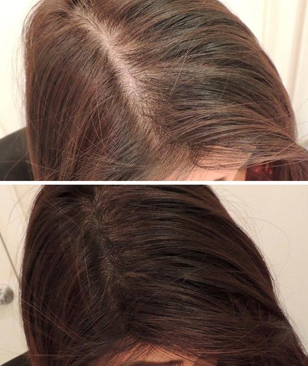 Trộn bơ chín nghiền nhuyễn với lòng trắng trứng theo tỷ lệ 1:1 rồi thoa lên tóc. Mặt nạ này giúp tóc chắc khoẻ, giảm gãy rụng hiệu quả.