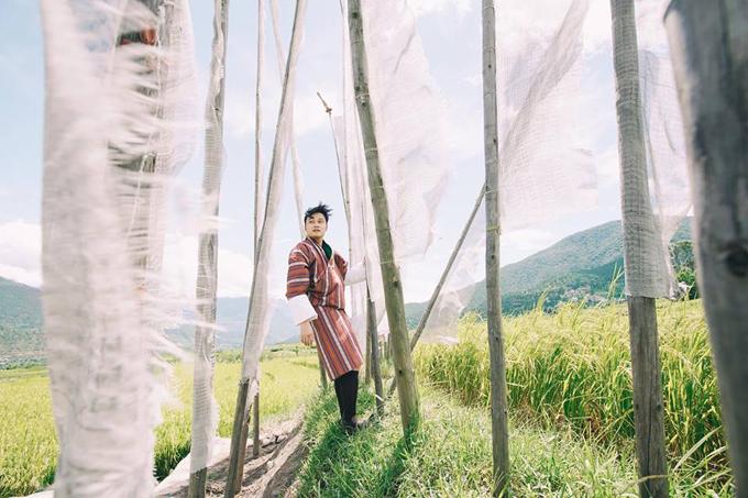 Bhutan, the happiest country in the world Ước mơ thành hiện thực, đặt chân đến vương quốc hạnh phúc nhất thế giới! Hít thở nhẹ nhõm, không khí ở đây trong lành quá!