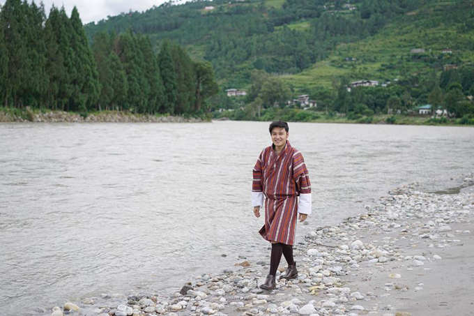 Quang Vinh chia sẻ về tập tục thờ của quý của người dân Bhutan - 13