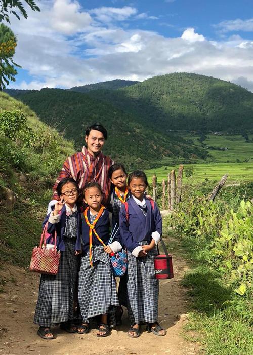 Quang Vinh chia sẻ về tập tục thờ của quý của người dân Bhutan - 10
