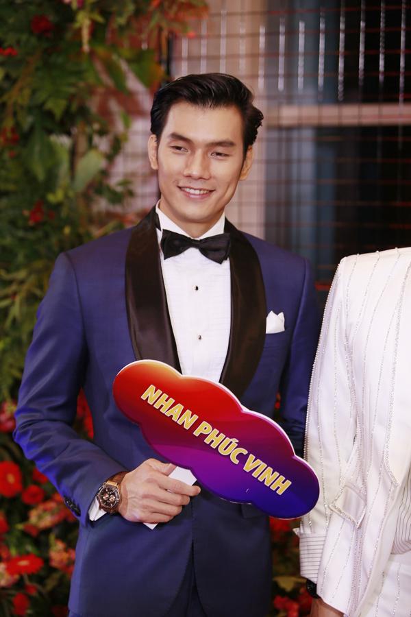 Nhan Phúc Vinh được đề cử Nam diễn viên ấn tượng với vai nam chính trong Ngày ấy mình đã yêu.