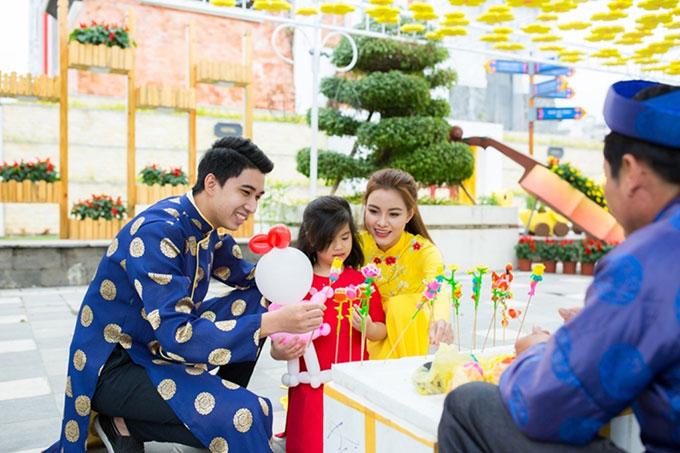 Những lễ hội cổ truyền được tổ chức liên tục khiến Sun World Danang Wonders trở thành điểm hẹn hò dành cho các gia đình, du khách muốn tìm một không gian văn hóa thuần Việt giữa lòng Đà thành sôi động.
