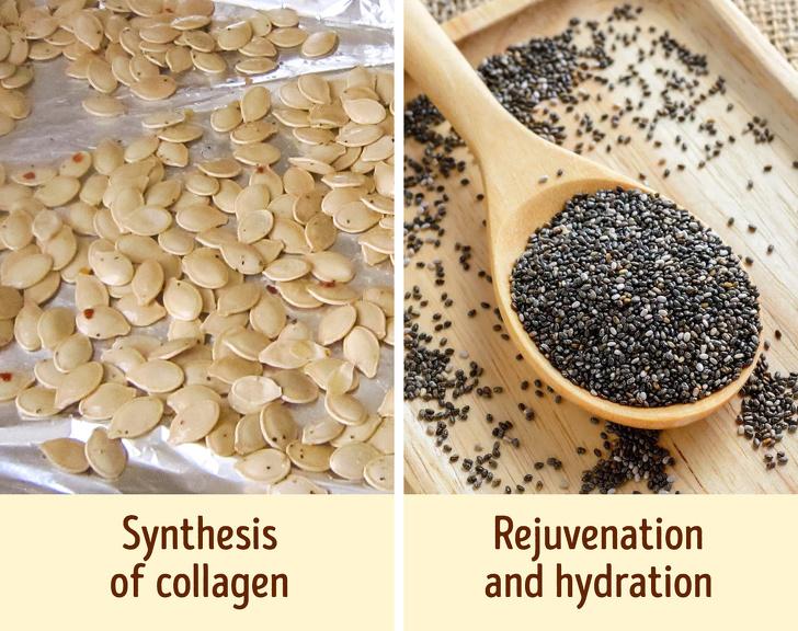 10 thực phẩm giàu collagen giúp làm chậm quá trình lão hóa