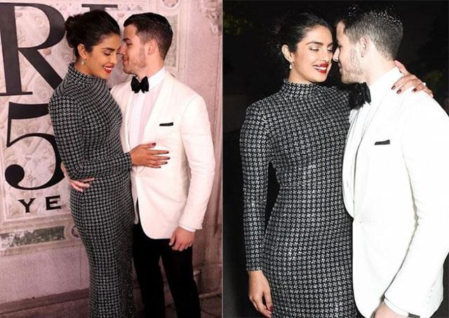 Đây là lần đính hôn đầu tiên của cả hai người. Mẹ Priyanka Chopra khen ngợi con rể tương lai hết lời và tin rằng con gái đã tìm được đúng người đàn ông của đời mình. Mẹ hoa hậu cũng tiết lộ, vì bận rộn công việc nên cặp đôi vẫn chưa có kế hoạch tổ chức đám cưới.