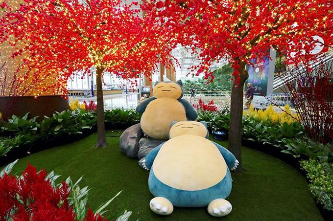 Du khách ví sân bay Singapore như công viên Disneyland - 7